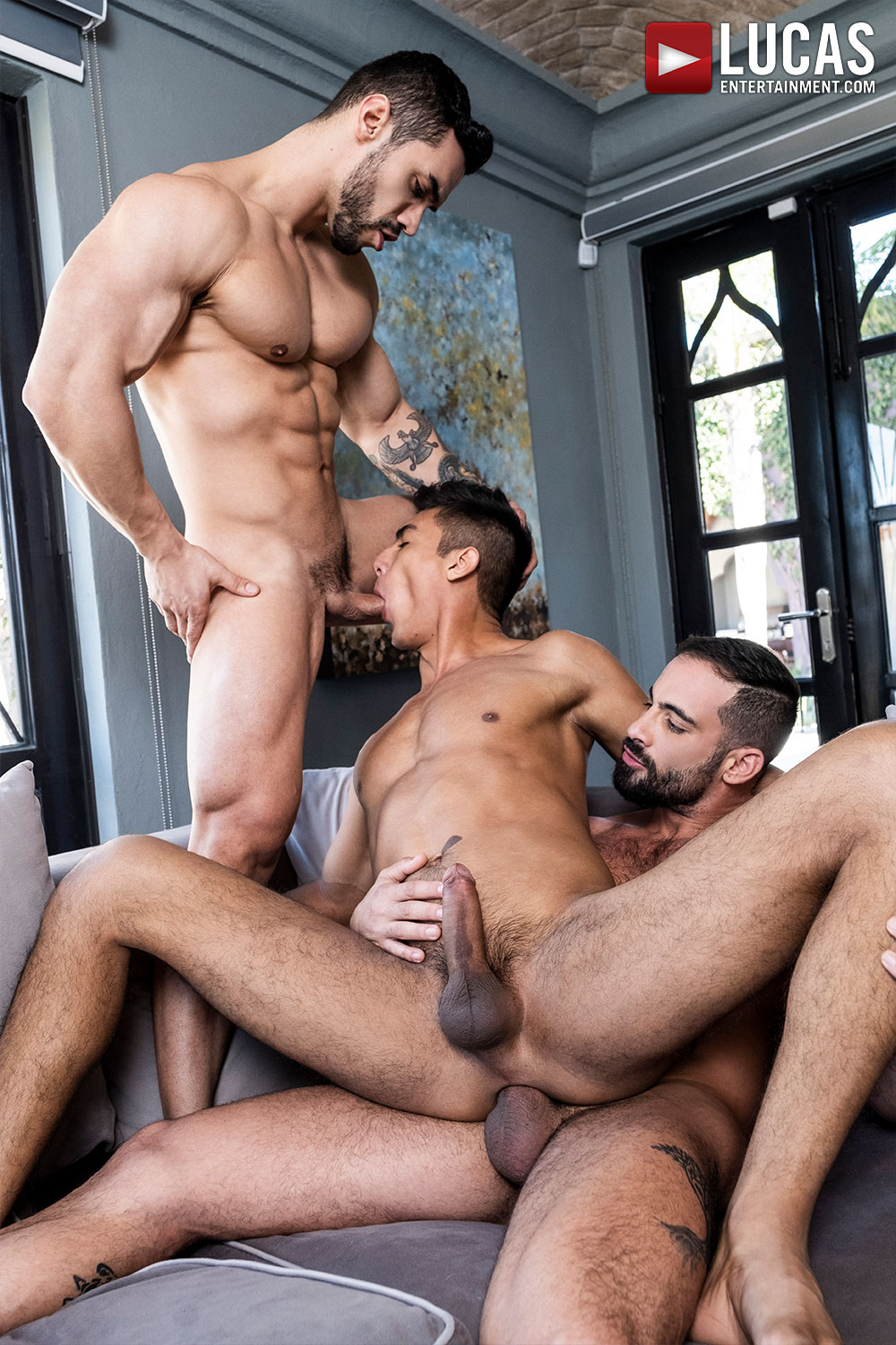 modelo porno gay latino
