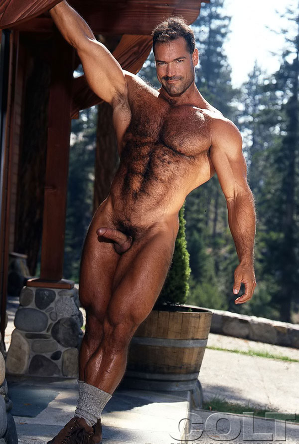 волосатые голые мужики фото