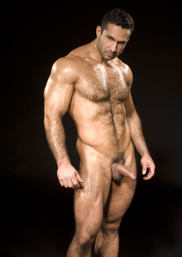 Desnudo desnudo modelo superior