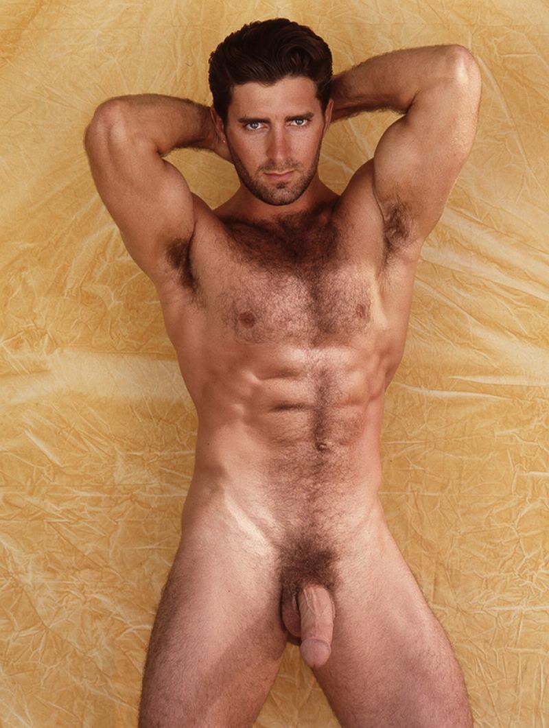 Gay Hairy Muscles Men