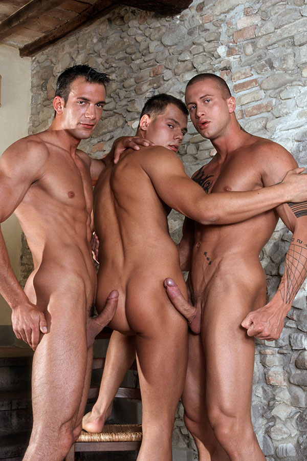 порно геи красиво трое