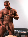 leather interracial gay