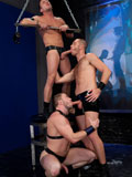 sexo gay leather