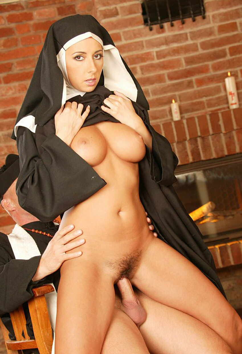 Nuns sex pictures sex scene